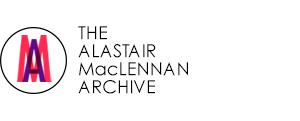Alastair MacLennan Archive